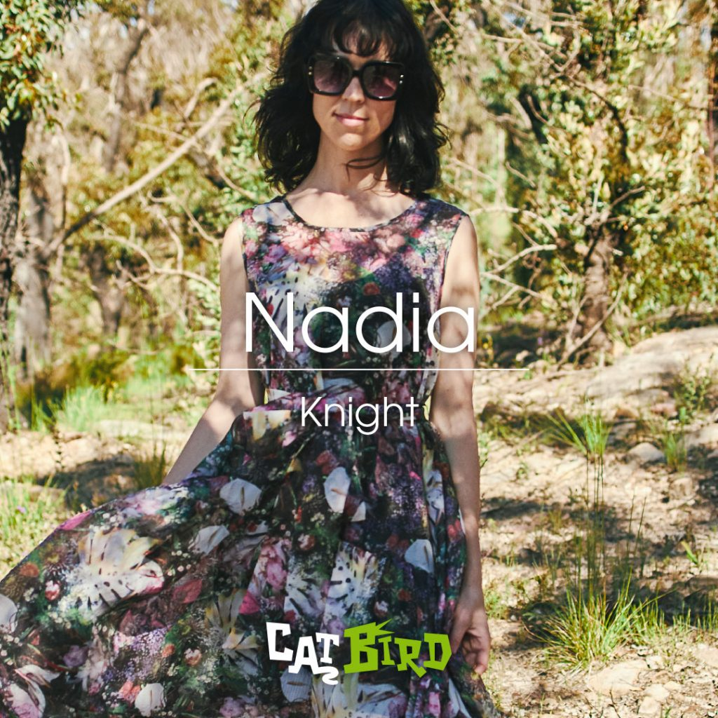 Interview with Nadia Knight