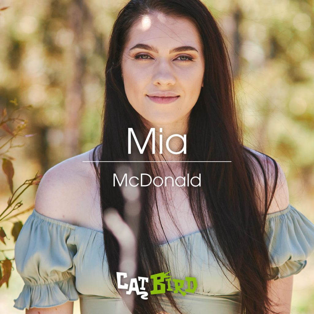 Interview with Mia McDonald